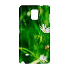 Inside The Grass Samsung Galaxy Note 4 Hardshell Case by FunnyCow