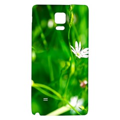 Inside The Grass Samsung Note 4 Hardshell Back Case by FunnyCow