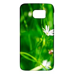 Inside The Grass Samsung Galaxy S6 Hardshell Case