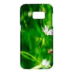 Inside The Grass Samsung Galaxy S7 Hardshell Case