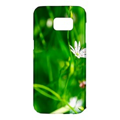 Inside The Grass Samsung Galaxy S7 Edge Hardshell Case