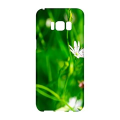 Inside The Grass Samsung Galaxy S8 Hardshell Case  by FunnyCow