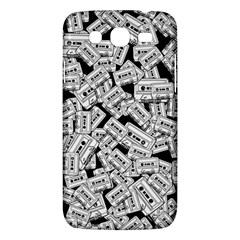 Audio Tape Pattern Samsung Galaxy Mega 5 8 I9152 Hardshell Case  by Valentinaart