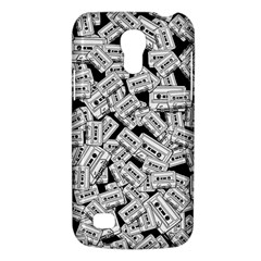 Audio Tape Pattern Samsung Galaxy S4 Mini (gt I9190) Hardshell Case  by Valentinaart