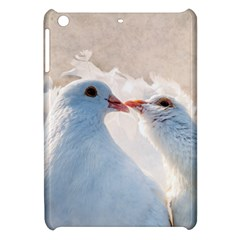 Doves In Love Apple Ipad Mini Hardshell Case by FunnyCow