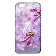 Pink Lilac Flowers Iphone 6 Plus/6s Plus Tpu Case by FunnyCow