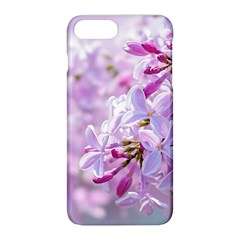 Pink Lilac Flowers Apple Iphone 8 Plus Hardshell Case by FunnyCow