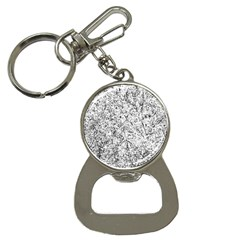 Willow Foliage Abstract Bottle Opener Key Chains by FunnyCow