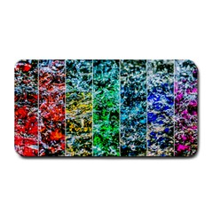 Abstract Of Colorful Water Medium Bar Mats by FunnyCow