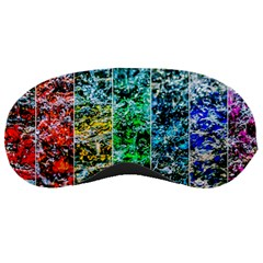 Abstract Of Colorful Water Sleeping Masks by FunnyCow