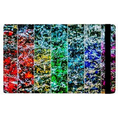 Abstract Of Colorful Water Apple Ipad 3/4 Flip Case by FunnyCow