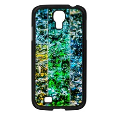 Abstract Of Colorful Water Samsung Galaxy S4 I9500/ I9505 Case (black) by FunnyCow