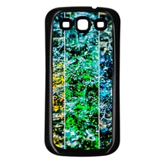 Abstract Of Colorful Water Samsung Galaxy S3 Back Case (black) by FunnyCow