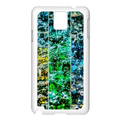 Abstract Of Colorful Water Samsung Galaxy Note 3 N9005 Case (white) by FunnyCow