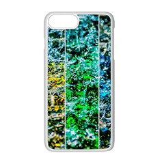 Abstract Of Colorful Water Apple Iphone 8 Plus Seamless Case (white) by FunnyCow