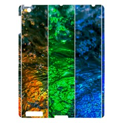 Rainbow Of Water Apple Ipad 3/4 Hardshell Case by FunnyCow