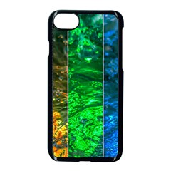 Rainbow Of Water Apple Iphone 8 Seamless Case (black) by FunnyCow