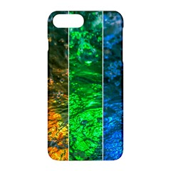 Rainbow Of Water Apple Iphone 8 Plus Hardshell Case by FunnyCow