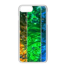 Rainbow Of Water Apple Iphone 8 Plus Seamless Case (white) by FunnyCow