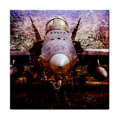 The Art Of Military Aircraft Tile Coasters by FunnyCow