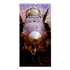 The Art Of Military Aircraft Shower Curtain 36  X 72  (stall)  by FunnyCow