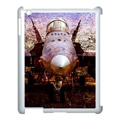 The Art Of Military Aircraft Apple Ipad 3/4 Case (white) by FunnyCow