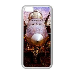 The Art Of Military Aircraft Apple Iphone 5c Seamless Case (white) by FunnyCow