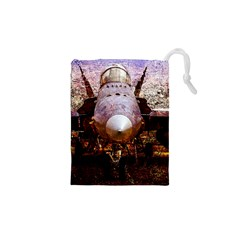 The Art Of Military Aircraft Drawstring Pouches (xs)  by FunnyCow