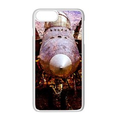 The Art Of Military Aircraft Apple Iphone 8 Plus Seamless Case (white)