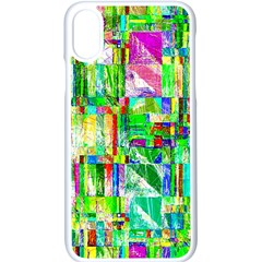 Artworkbypatrick1 4 Apple Iphone X Seamless Case (white)