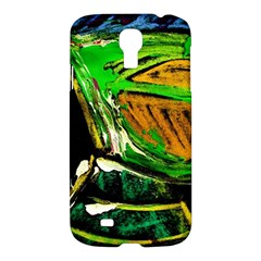 Lillies In The Terracota Vase 5 Samsung Galaxy S4 I9500/i9505 Hardshell Case by bestdesignintheworld