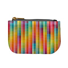 Background Colorful Abstract Mini Coin Purses by Nexatart