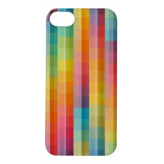 Background Colorful Abstract Apple Iphone 5s/ Se Hardshell Case