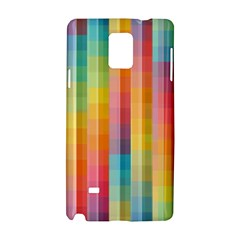 Background Colorful Abstract Samsung Galaxy Note 4 Hardshell Case