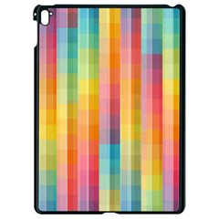 Background Colorful Abstract Apple Ipad Pro 9 7   Black Seamless Case by Nexatart
