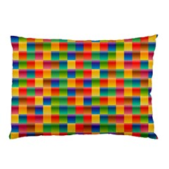 Background Colorful Abstract Pillow Case