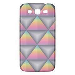 Background Colorful Triangle Samsung Galaxy Mega 5 8 I9152 Hardshell Case