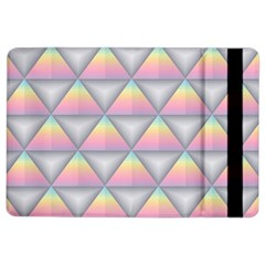 Background Colorful Triangle Ipad Air 2 Flip