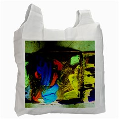 435815926579398   I Wonder Recycle Bag (one Side)