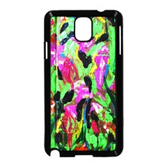 Spring Ornaments 2 Samsung Galaxy Note 3 Neo Hardshell Case (black) by bestdesignintheworld