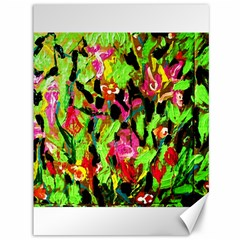 Spring Ornaments 1 Canvas 36  X 48   by bestdesignintheworld