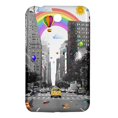 Downtown Dream Samsung Galaxy Tab 3 (7 ) P3200 Hardshell Case