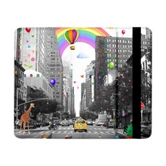 Downtown Dream Samsung Galaxy Tab Pro 8 4  Flip Case by Valentinaart