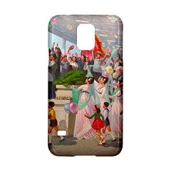 North  Korea   Propaganda Samsung Galaxy S5 Hardshell Case