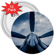 Propeller   Sky Challenger 3  Buttons (10 Pack)  by FunnyCow