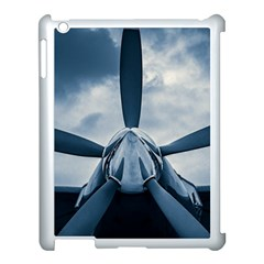 Propeller   Sky Challenger Apple Ipad 3/4 Case (white) by FunnyCow