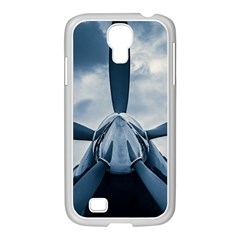 Propeller   Sky Challenger Samsung Galaxy S4 I9500/ I9505 Case (white) by FunnyCow