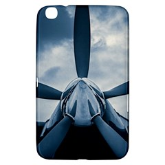 Propeller   Sky Challenger Samsung Galaxy Tab 3 (8 ) T3100 Hardshell Case  by FunnyCow