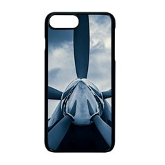 Propeller   Sky Challenger Apple Iphone 7 Plus Seamless Case (black) by FunnyCow