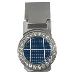 Solar Power Panel Money Clips (cz)  by FunnyCow